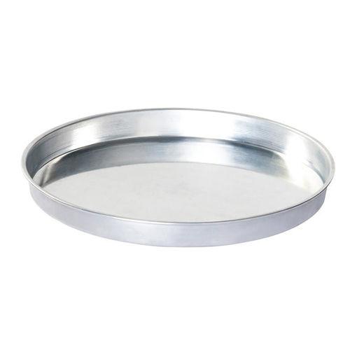 Picture of Almetal Baklava Pan, Round, Aluminium, 22 cm
