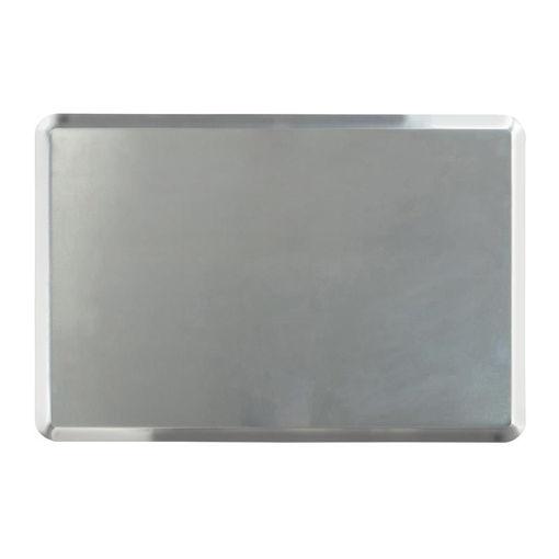 Picture of Almetal Screen Pan, 45 Degree Edge, Aluminum, 2 mm, 40x80x1 cm