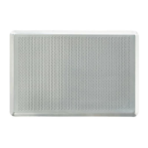 Picture of Almetal Screen Pan, Perforated, 45 Degree Edge, Aluminum, 2 mm, 40x80x1 cm