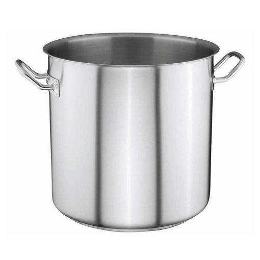 Ozti Stock Pot, Stainless Steel, 240x200 mm, 8.5 L