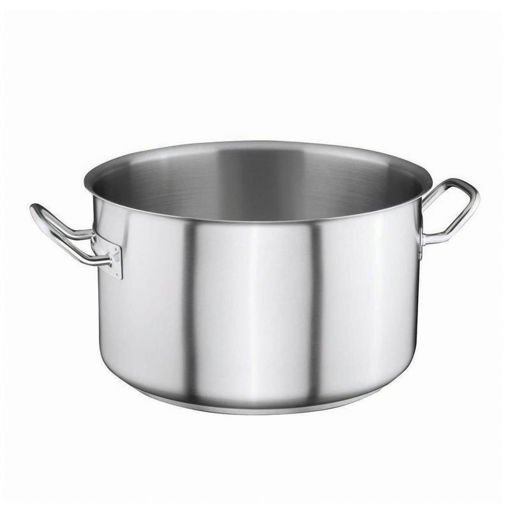 Ozti Sauce Pot, Stainless Steel, 360x220 mm, 20.5 L