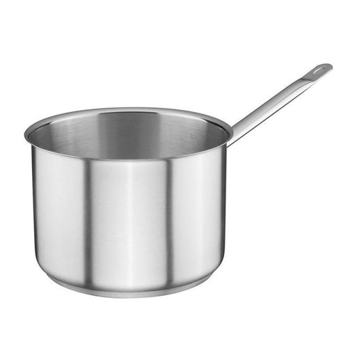 Ozti Saucepan, Stainless Steel, 160x110 mm, 2 L