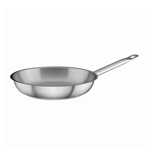 Ozti Frying Pan, Stainless Steel, 360x60 mm