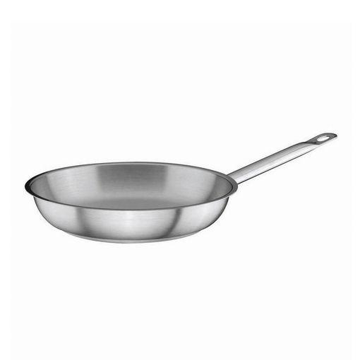 Ozti Frying Pan, Stainless Steel, 400x60 mm