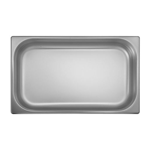 Ozti Gastronorm Pan, Stainless Steel, GN 1/1, 55 mm