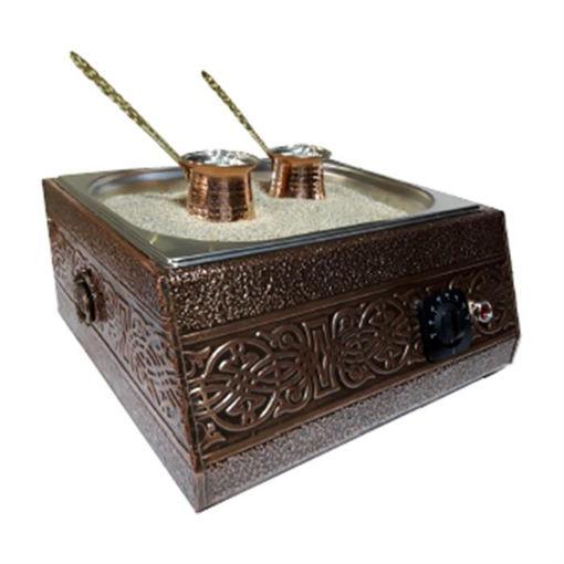 Mixkap Turkish Sand Coffee Machine, Maxi