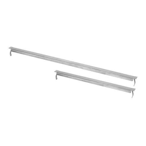 Ozti Gastronorm Bar, Claw, Stainless Steel, 530 mm
