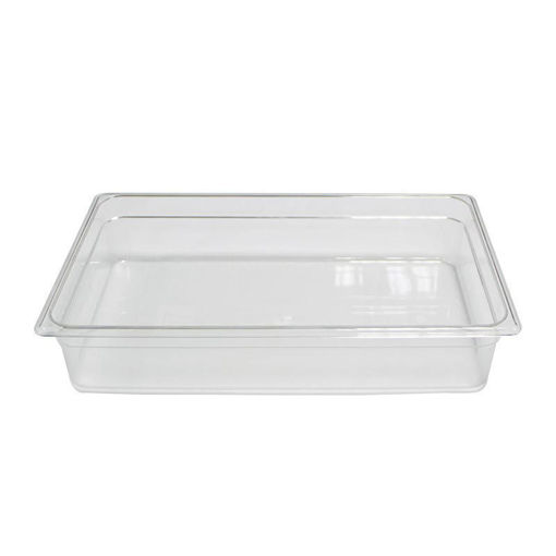 Ozti Gastronorm Pan, Polycarbonate, GN 1/1, 150 mm