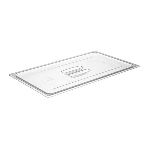 Ozti Gastronorm Lid, Polycarbonate, GN 1/2