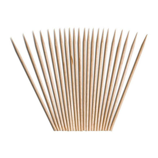 Robinson Young Cocktail Sticks, Wood, Single Pointed, Pack of 1000