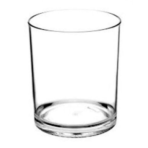 Robinson Young Hi Rocks Tumbler, Polycarbonate, 9 Oz, Pack Of 12