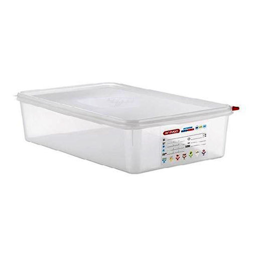 Araven Food Container, 13.7 L, Airtight, Gastronorm 1/1