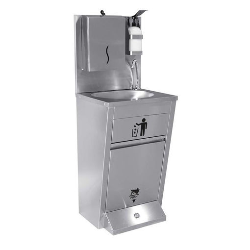 Picture of Hand Wash Sink - Foot Operated