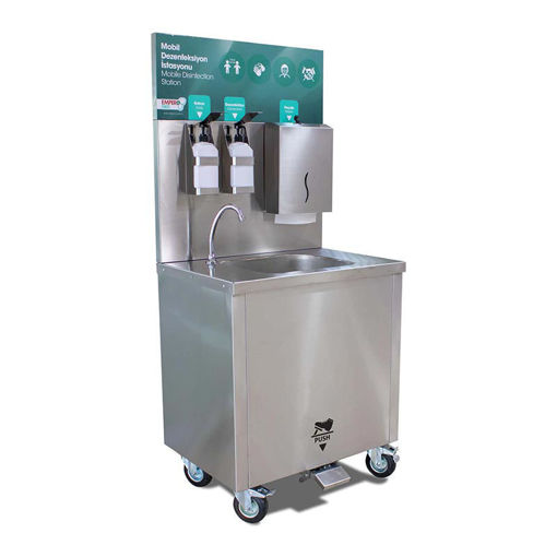 Picture of Mobile Disinfection Station DKE 75