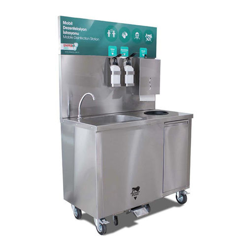 Picture of Mobile Disinfection Station DKE 102