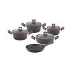 Picture of Non-Stick Granite 9 Pieces Cookware Set