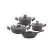 Picture of Non-Stick Granite 7 Pieces Cookware Set